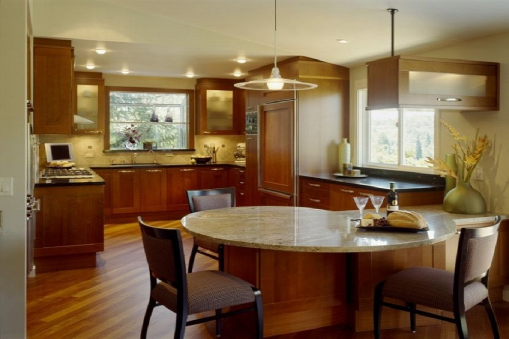 15 dining and kitchen room designs for small spaces