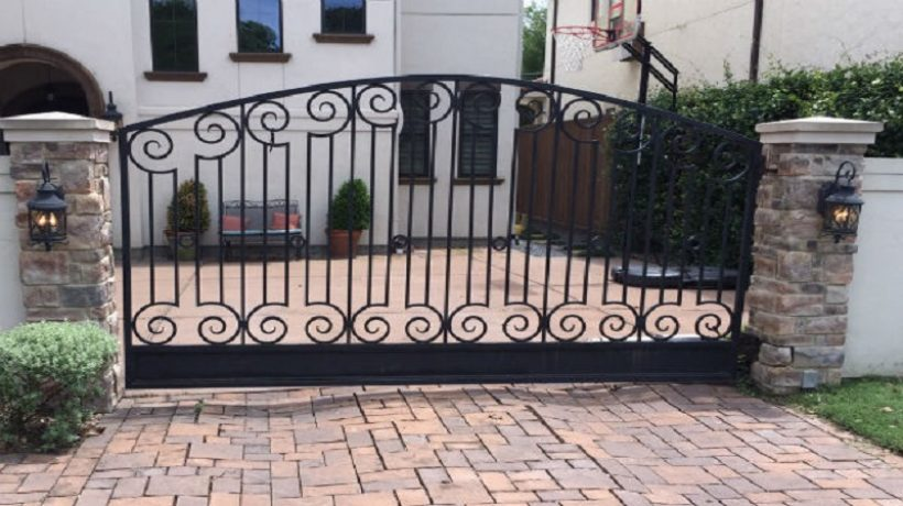 Protect Your Home With Security Gates