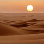 Things to Remember for Desert Survival