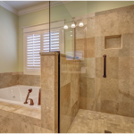 This year's top six bathroom tile trends