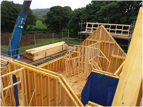 The Benefits of a Timber Frame Home
