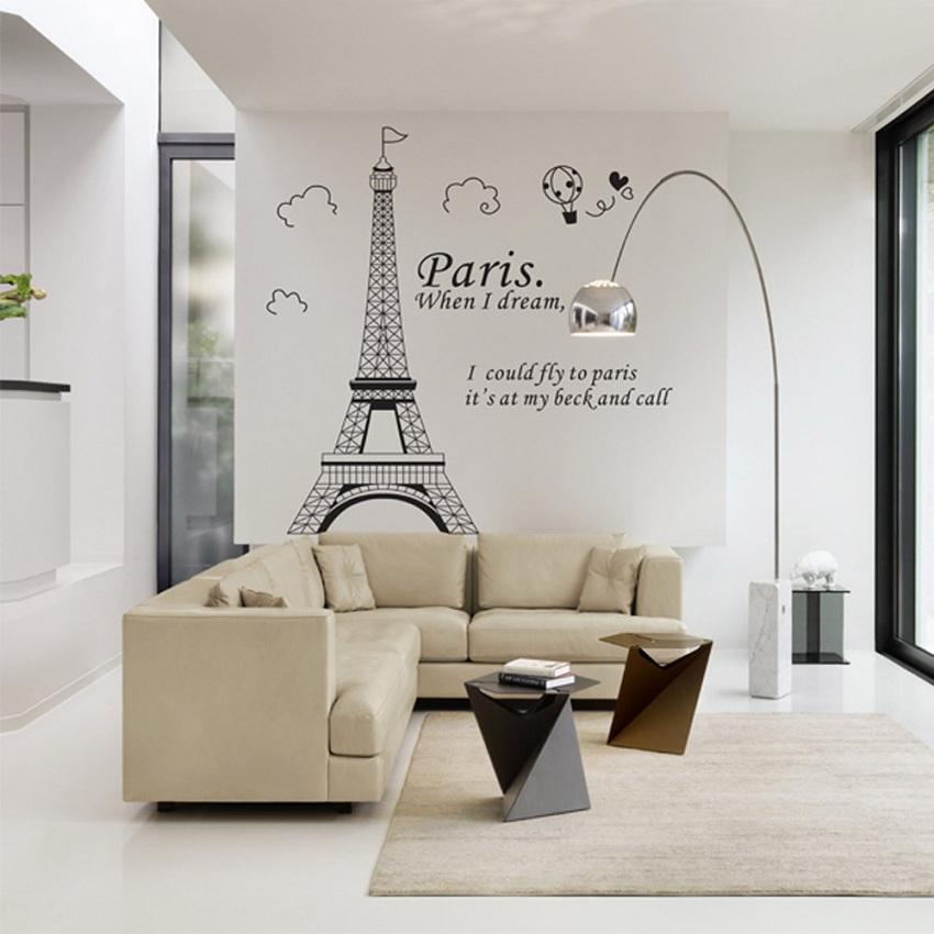 Paris Scenes Wall Murals