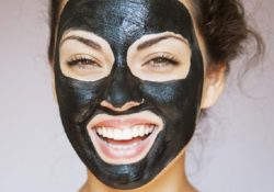activated charcoal masks