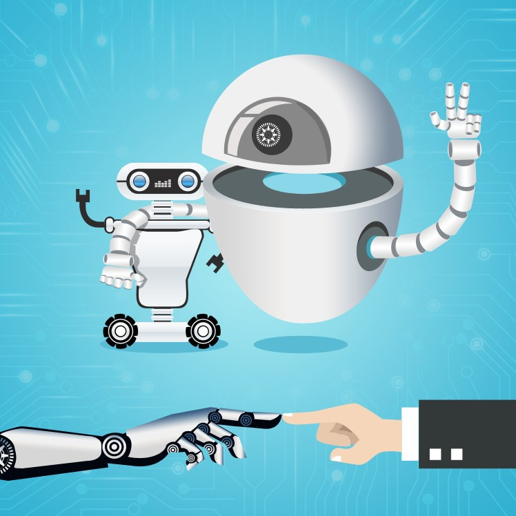 Could tomorrow's HR function be delivered by robots?