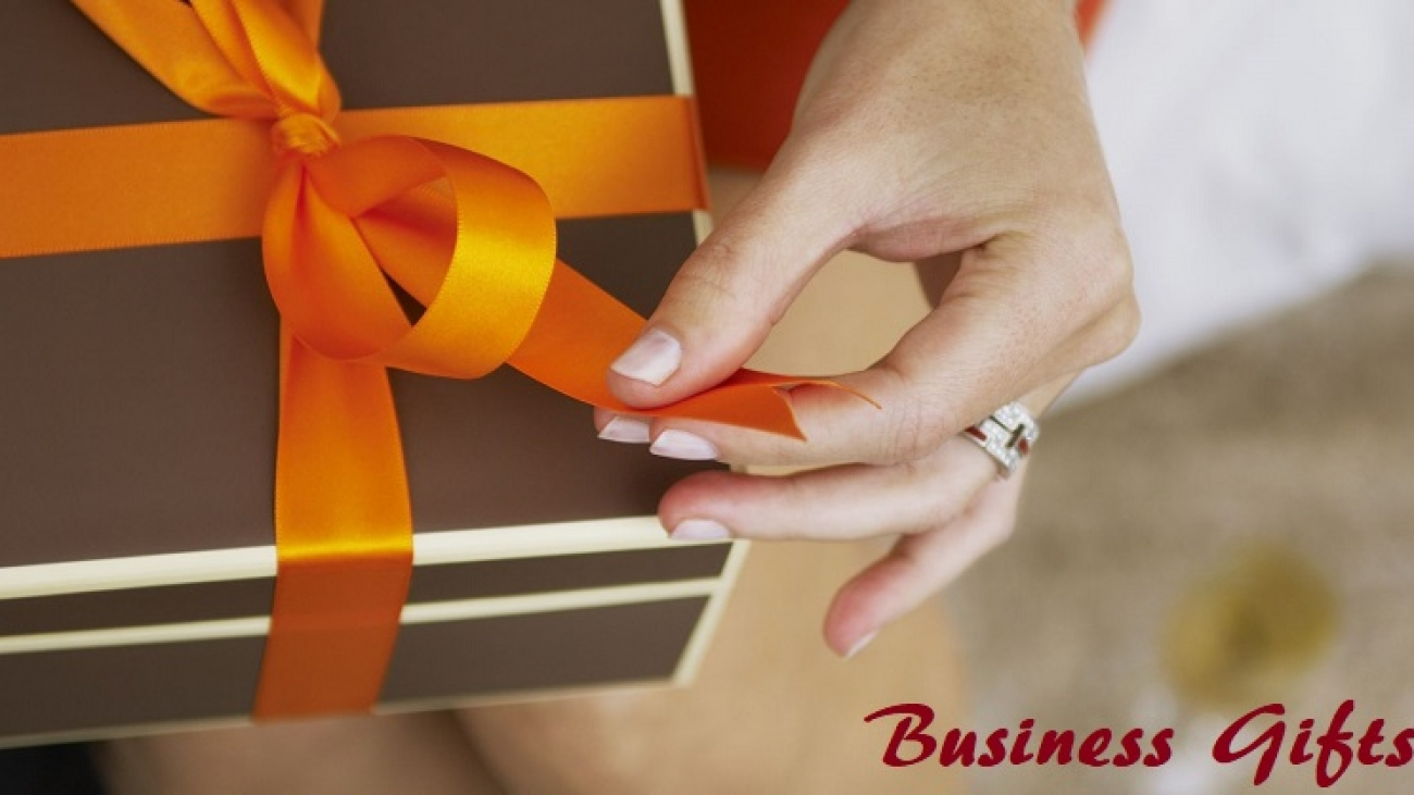 Business gifts for clients