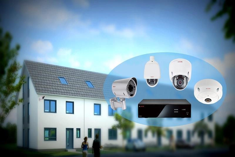 Best business and home security solutions by Internet