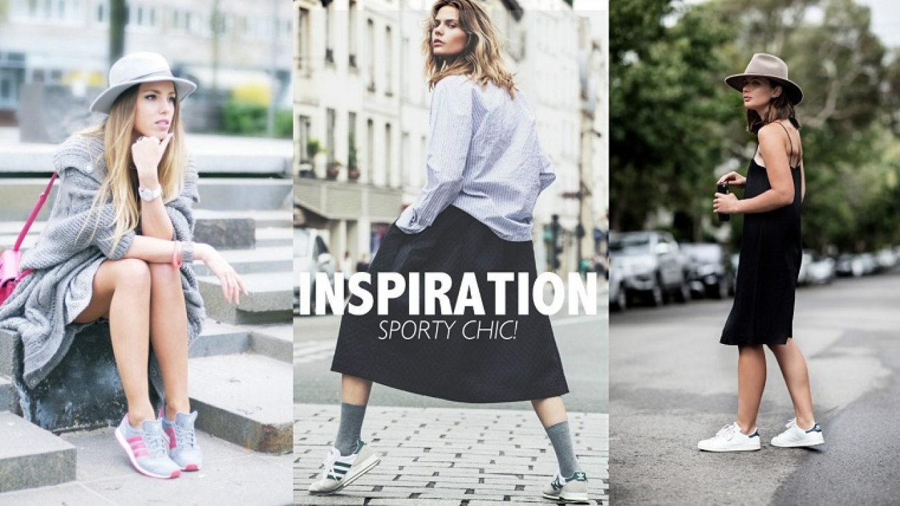 Style Sport-Chic Trends Of Suits And Clothes In 2019 For Women