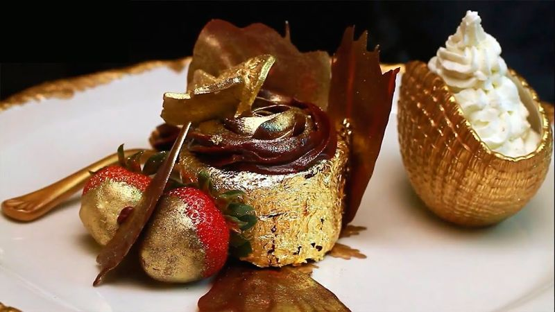 The 17 most expensive foods in the world