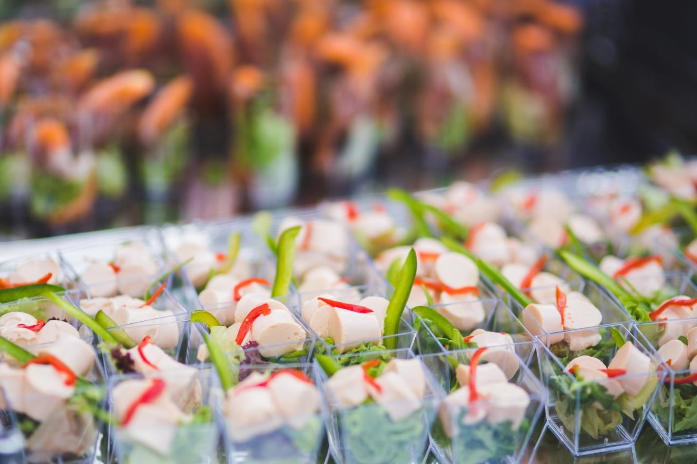 Catering expo was launched in an International Convention Centre Wales