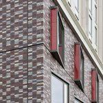 Advantages of the brick cladding