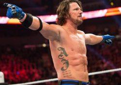 AJ Styles Net Worth