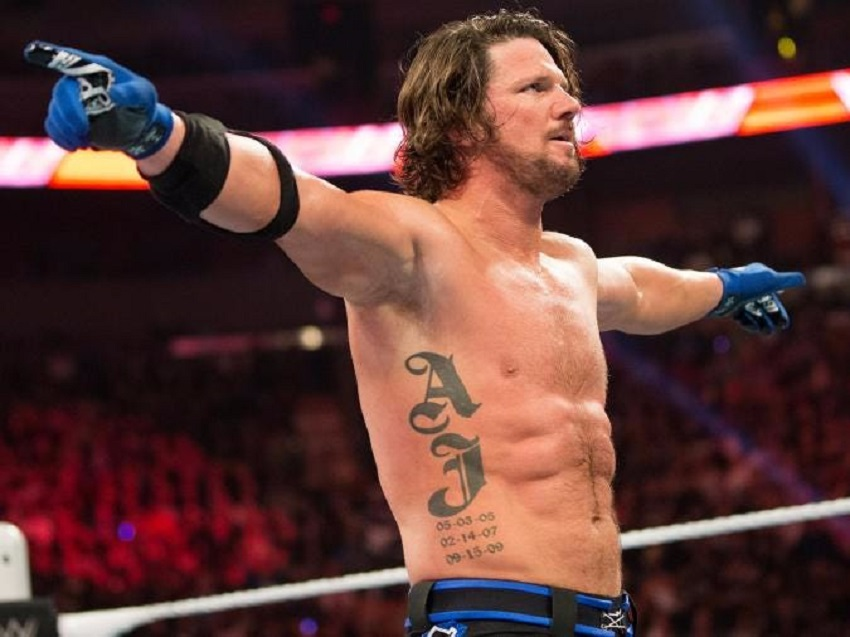 AJ Styles Net Worth, Organic, Female, Age, Height, Wiki, Salary, Children, Family