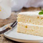 How to make a vanilla cake