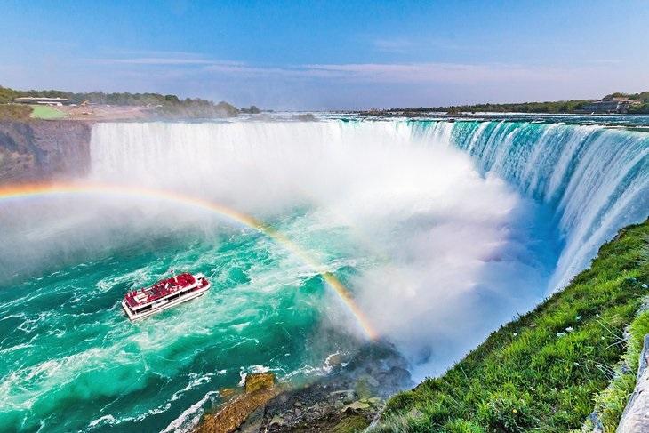 Niagara Falls from New York