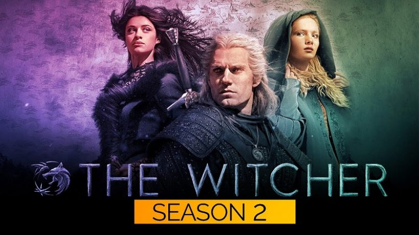 The Witcher season 2, the news on the tv series with Henry Cavill and Anya Chalotra
