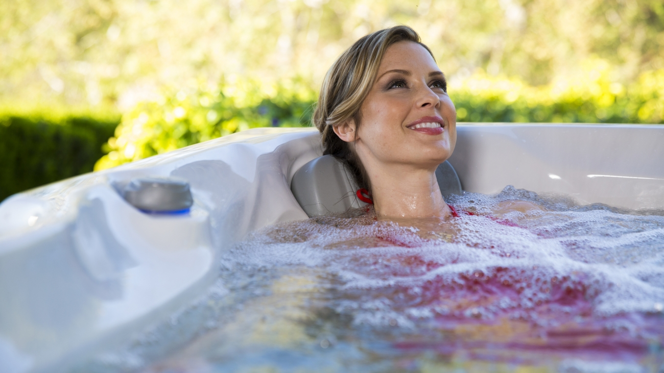 effects of hot tubs on the body