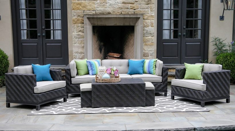 Prepare your outdoor furniture for the winters by following these steps